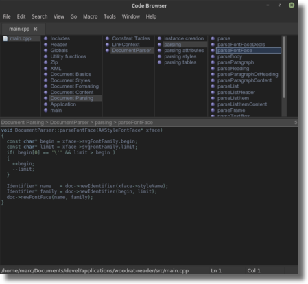 code-browser